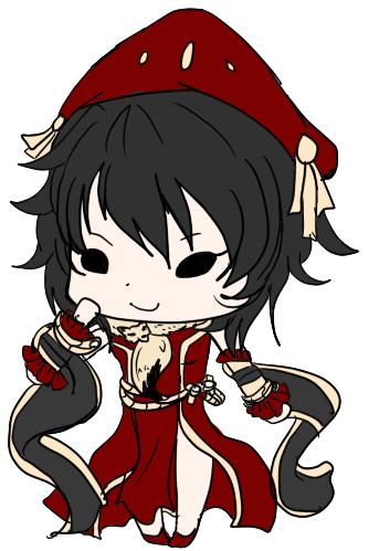 +Request+ Chibi Seele for  EcoRuins by Meruruu