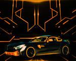 Transformers Rise Of Unicron Drift Vehicle mode