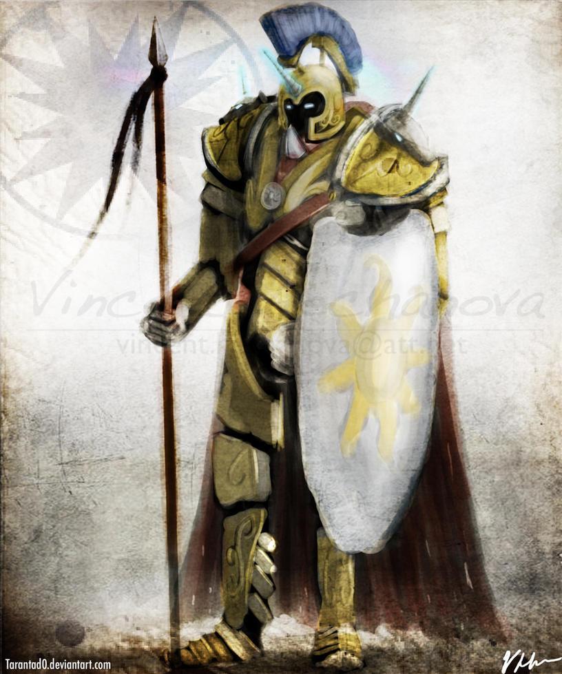 Canterlot Royal Guard by Tarantad0