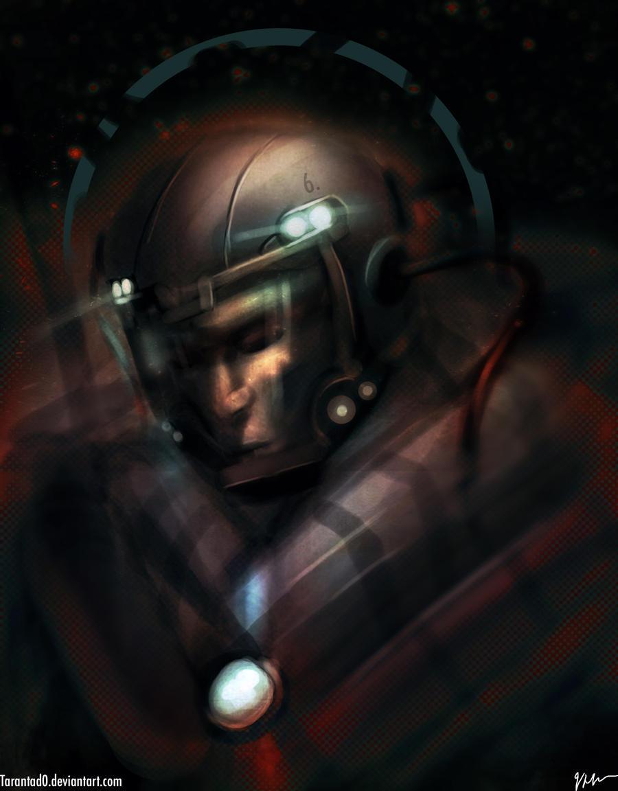 Space Marine by Tarantad0