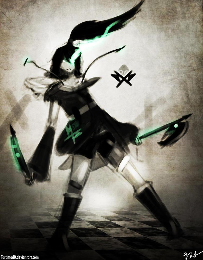 Yoru AX Kage by Tarantad0