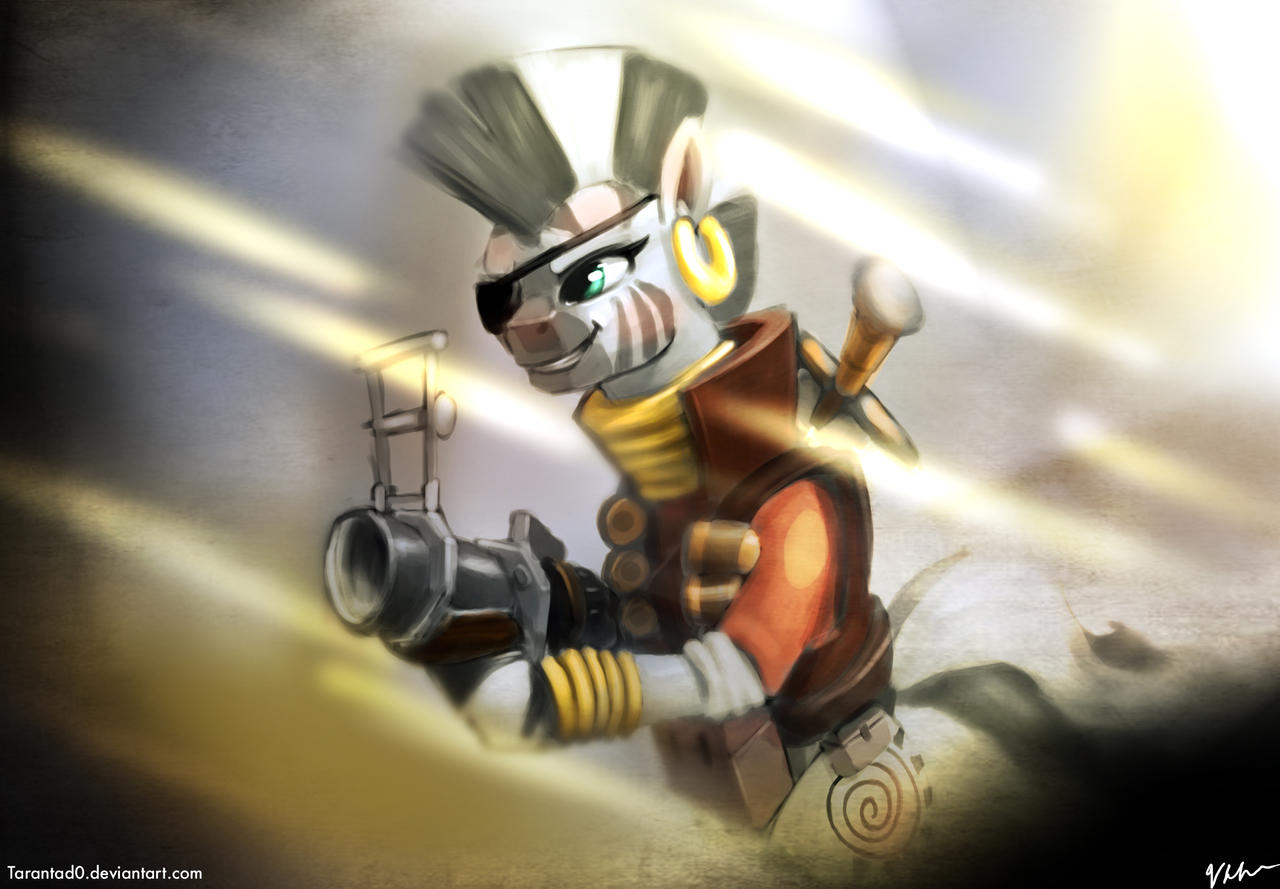 The Rhyming Demolitionist Of The Granary by Tarantad0