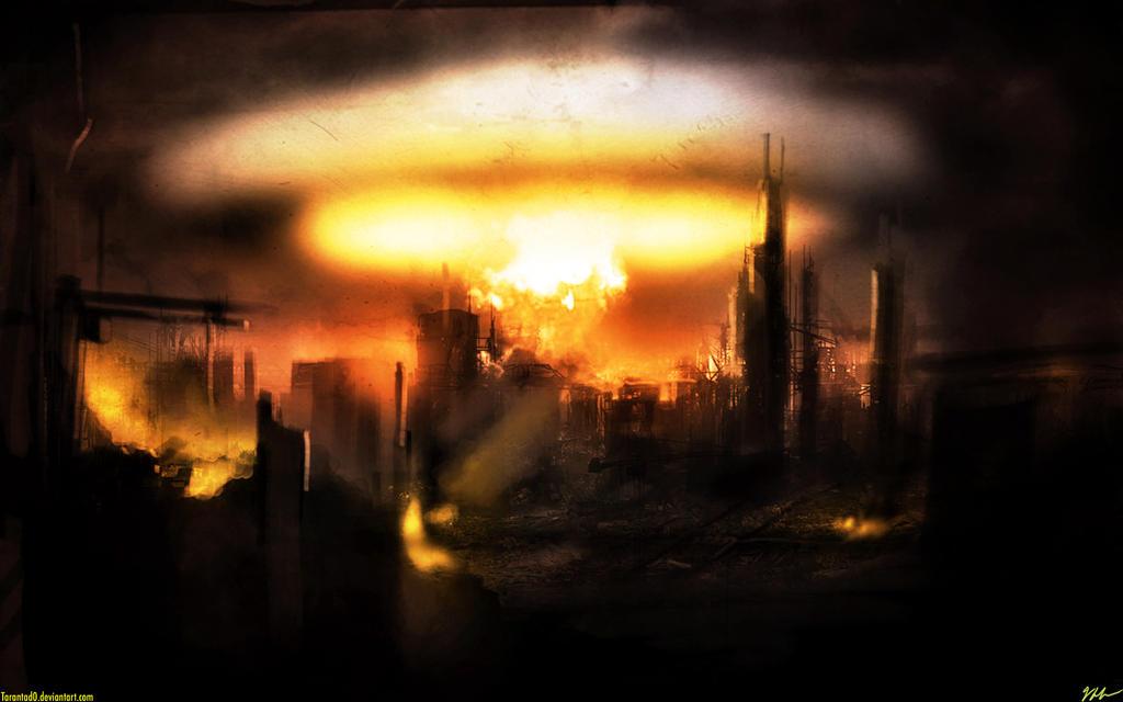 Nuke-Town by Tarantad0