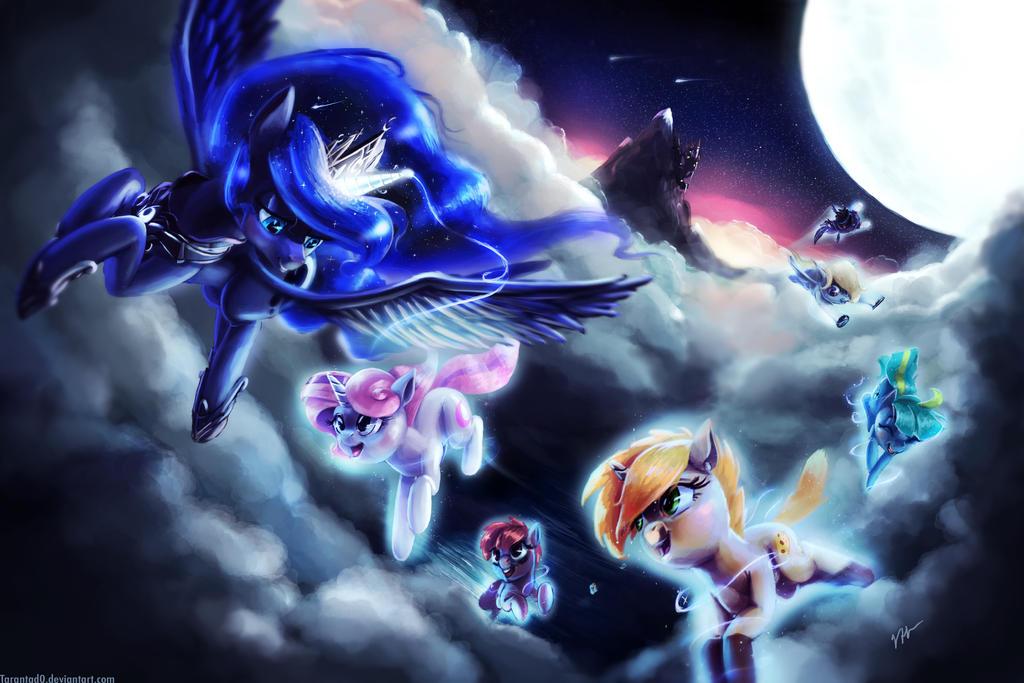 Children Of The Night by Tarantad0
