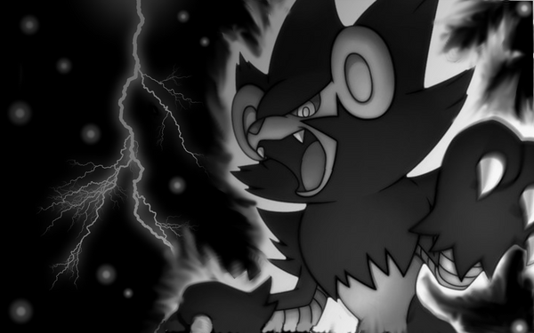 Luxray Wallpaper By II Art