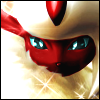 Shiny Absol avatar 100 by 100 by Ilona-the-Sinister