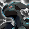Zekrom 100 by 100 avatar by Ilona-the-Sinister