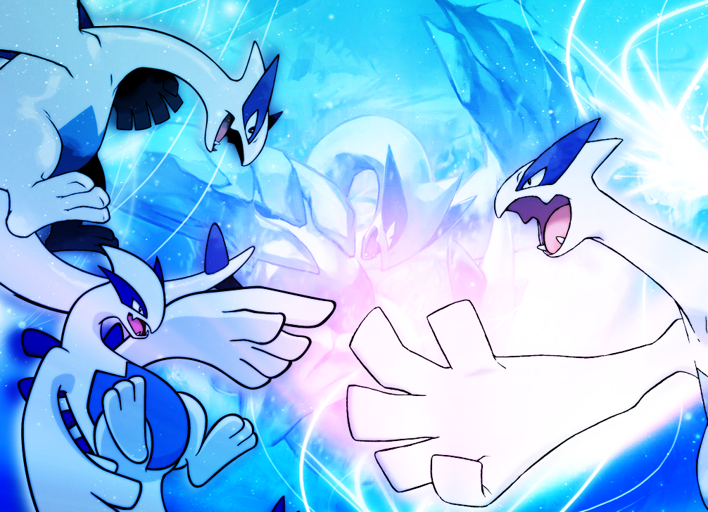 gallery for lugia wallpaper