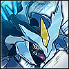 Black Kyurem Icon by Ilona-the-Sinister