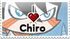 I :heart: Chiro Stamp by Ilona-the-Sinister
