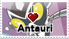 I :heart: Antauri Stamp by Ilona-the-Sinister