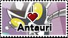 I :heart: Antauri Stamp by II-Art