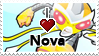 I :heart: Nova Stamp by Ilona-the-Sinister
