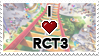 I :heart: RCT3 Stamp by II-Art
