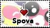 I :heart: Spova Stamp