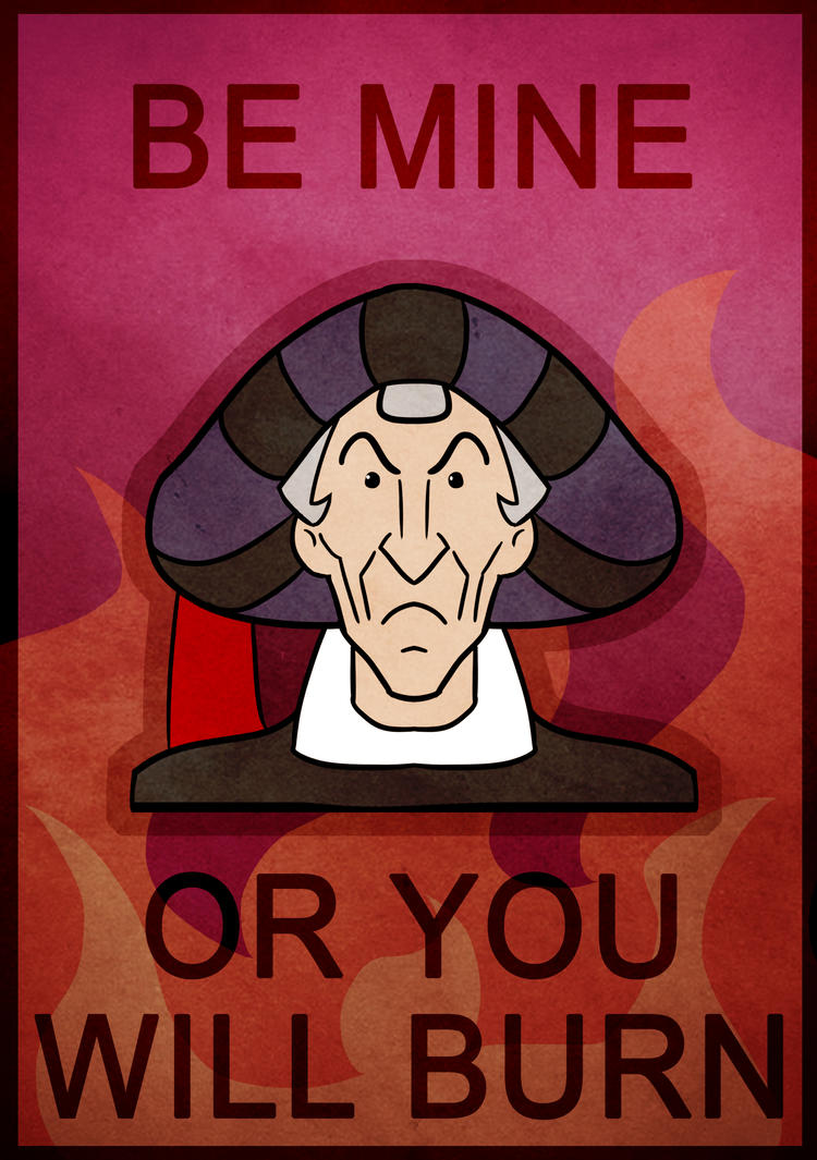 Be mine by Ilona-the-Sinister