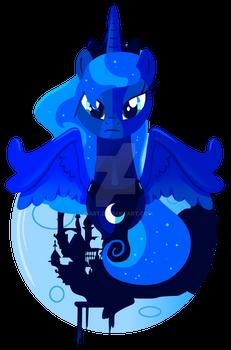 Princess of the Night: Luna