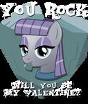 Maud Pie Valentine
