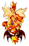 The Many Many Forms of Sunset Shimmer