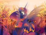 Autumn Princess Luna