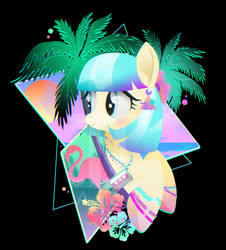 80s Coco Pommel by II-Art