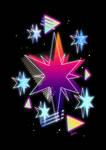 Synthwave Twilight Sparkle Cutie Mark