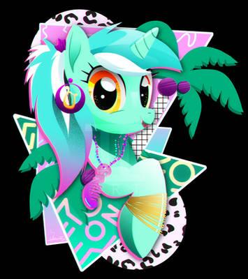 Eighties Lyra