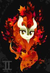 Autumn Blaze by II-Art