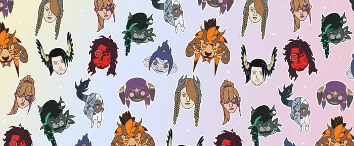GW2 Gang Pattern