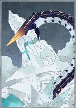 Ice Worm Leviathan