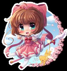 Cardcaptor Sakura by RockuSocku