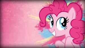 Grunge Pinkie Pie Wallpaper
