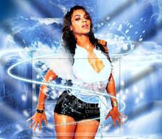 Beyonce Wet by gfx-micdi-designs
