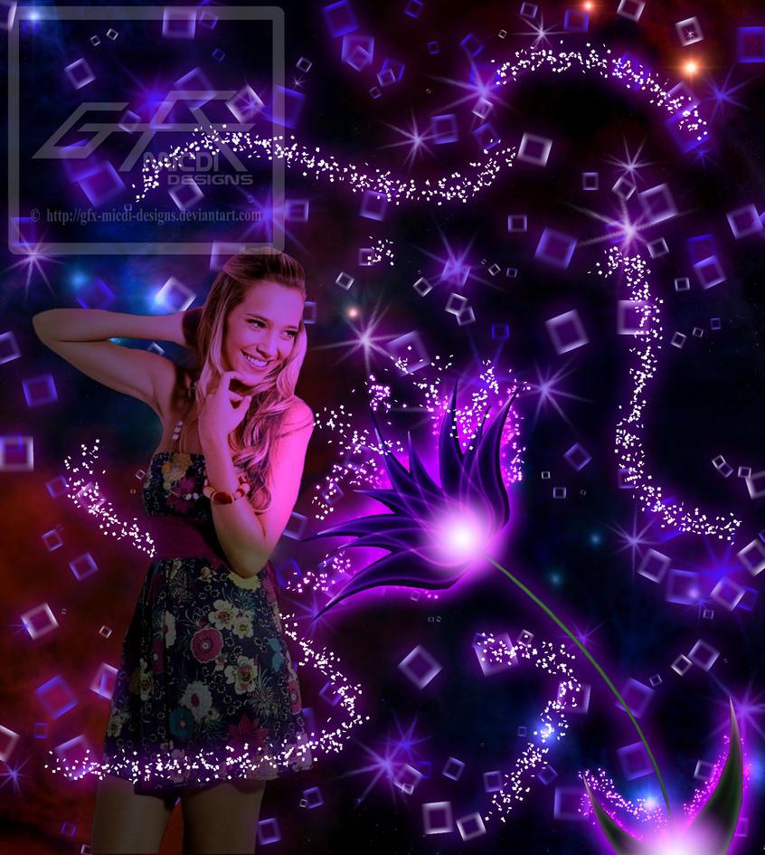 Aura of Light by gfx-micdi-designs