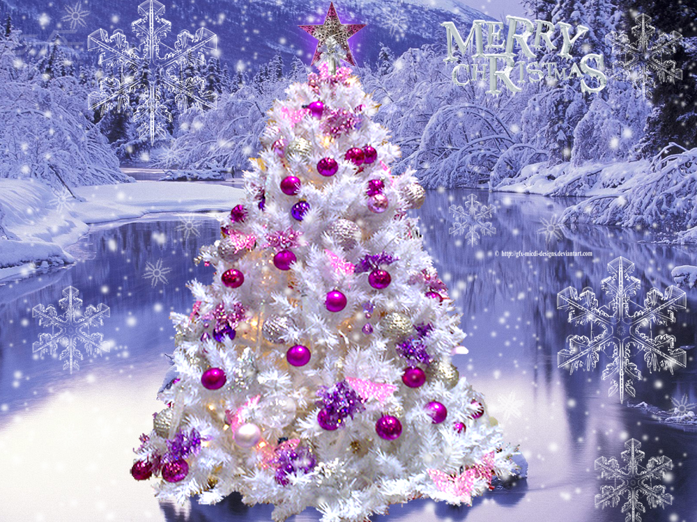 A Christmas Winter by gfx-micdi-designs
