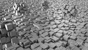 Cube Chaos by gfx-micdi-designs
