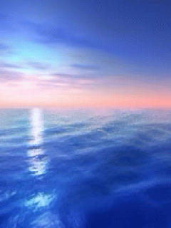 Blue Open Waters by gfx-micdi-designs