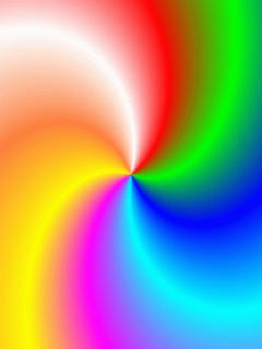 Radial Colors by gfx-micdi-designs
