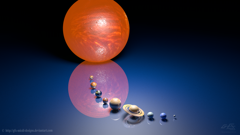 planets 3d windows background - photo #43