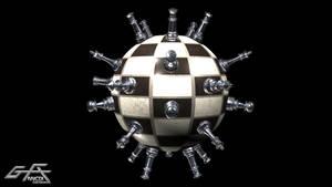 Mine Chess by gfx-micdi-designs