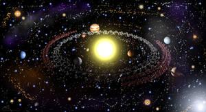 N' Kuiper Belt -  Solar System by gfx-micdi-designs