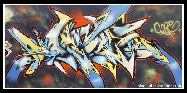 CORE nu style by ALSQUAD