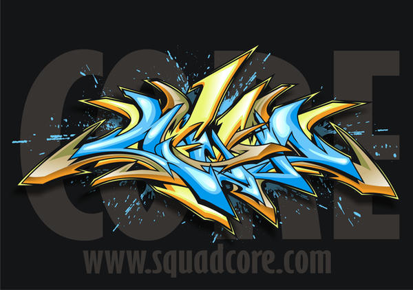 core color by ALSQUAD
