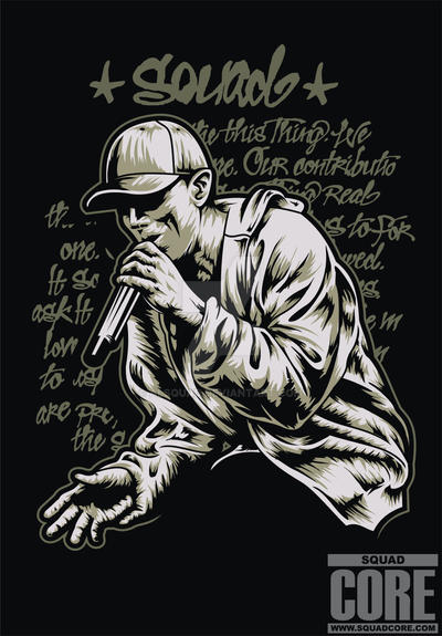 SQUAD MC by ALSQUAD
