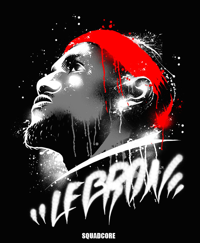 Lebron by ALSQUAD