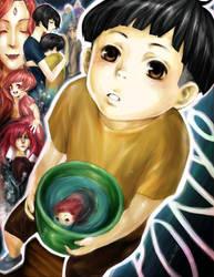 Ponyo: You and I by AngeliciousO3O