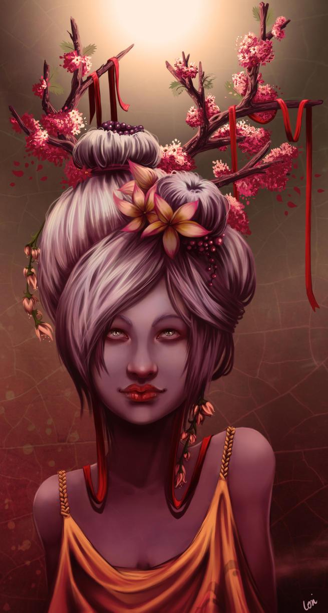 Oh so pretty by Lulolana