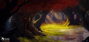 Dreaming of the Godswood by Lulolana