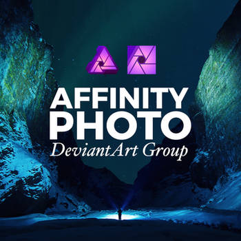 Affinity Photo DeviantArt Group by affinitytutorials