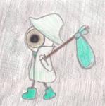 Wandering Eye by ToxicWyvern